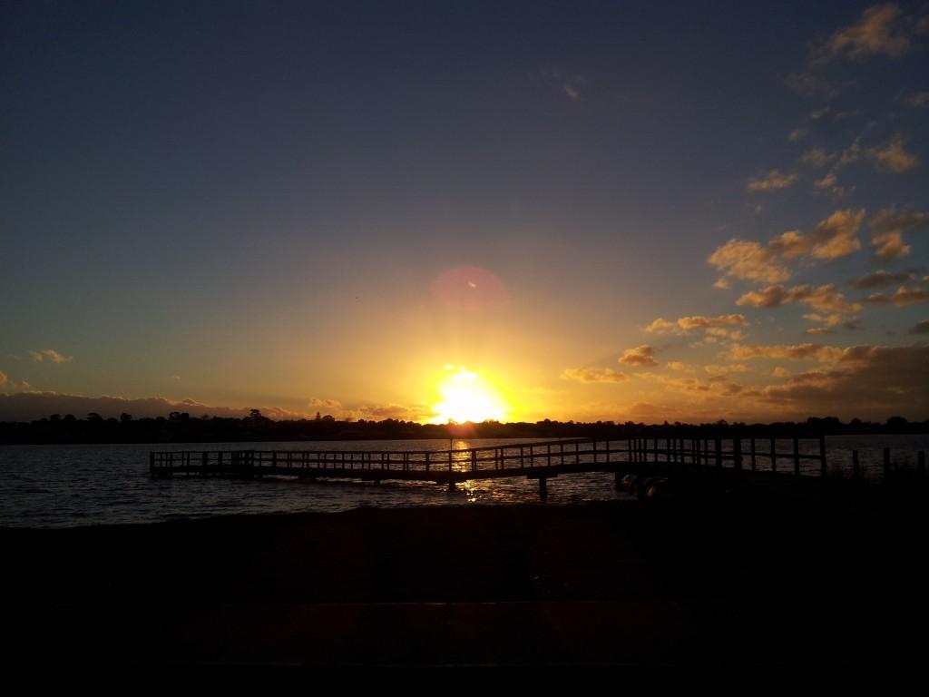 Riverton Sunset