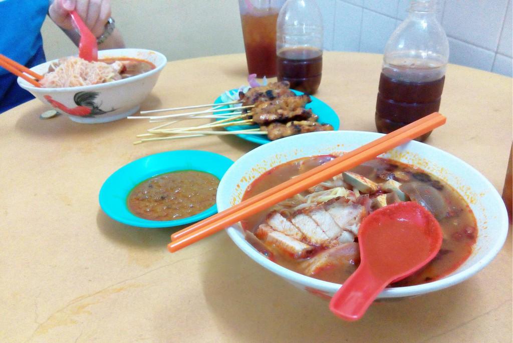 Penang Hokkien noodles