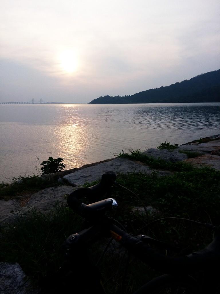 Bikelah view at dawn