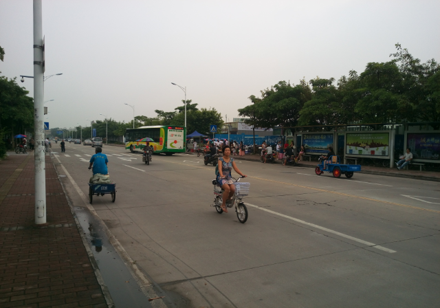 Cyclists of GZ