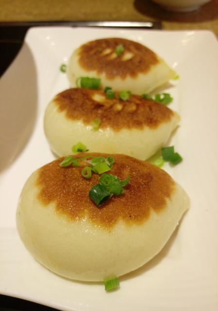 Meat bun dumplings