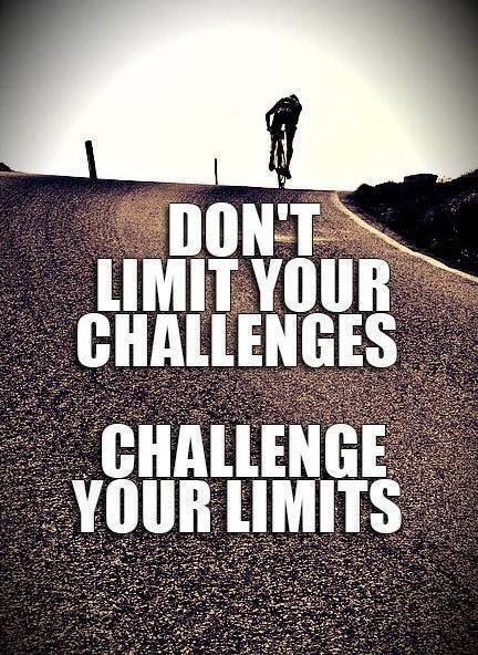 Challenge limits bikelah