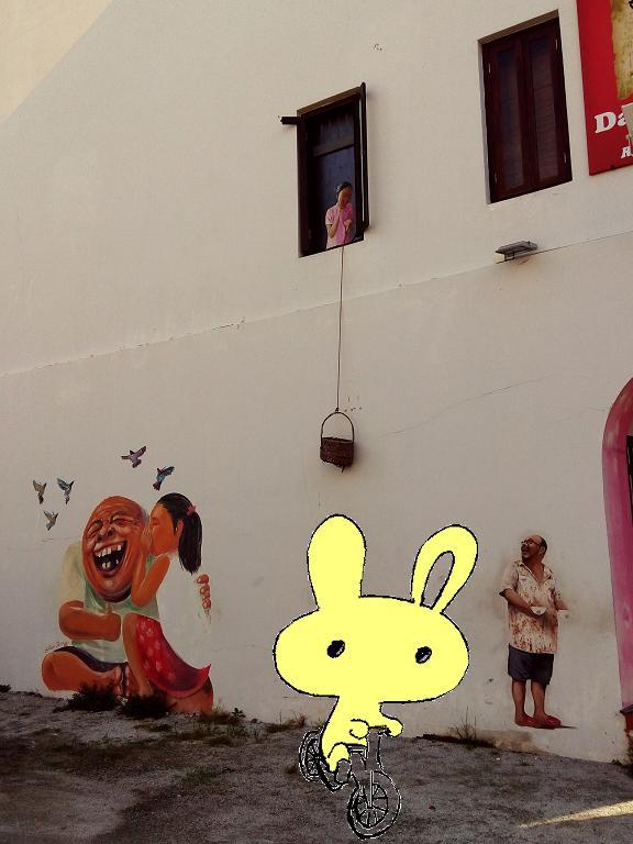 Bikelah Bunny In Penang 4