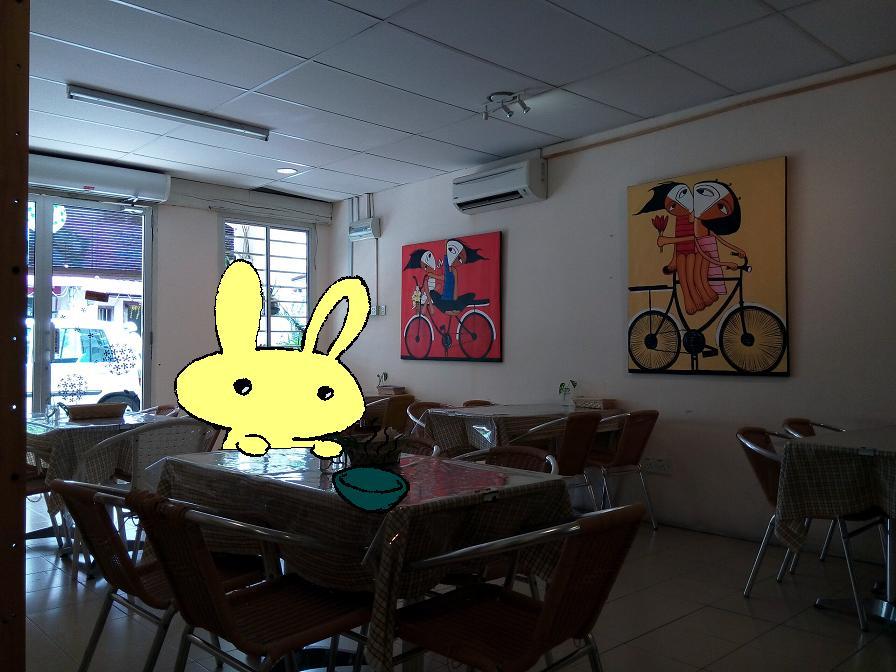 Bikelah Bunny In Penang 8