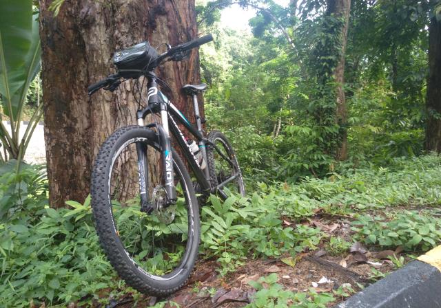 Sam's MTB Bike Blog