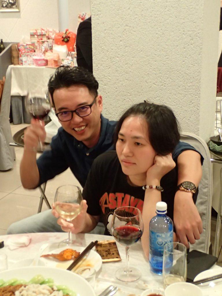 Caritech Allstaff Bikelah Dinner