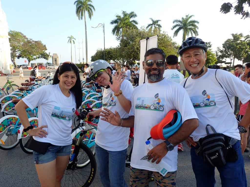 Penang Bike Share Link Bikelah