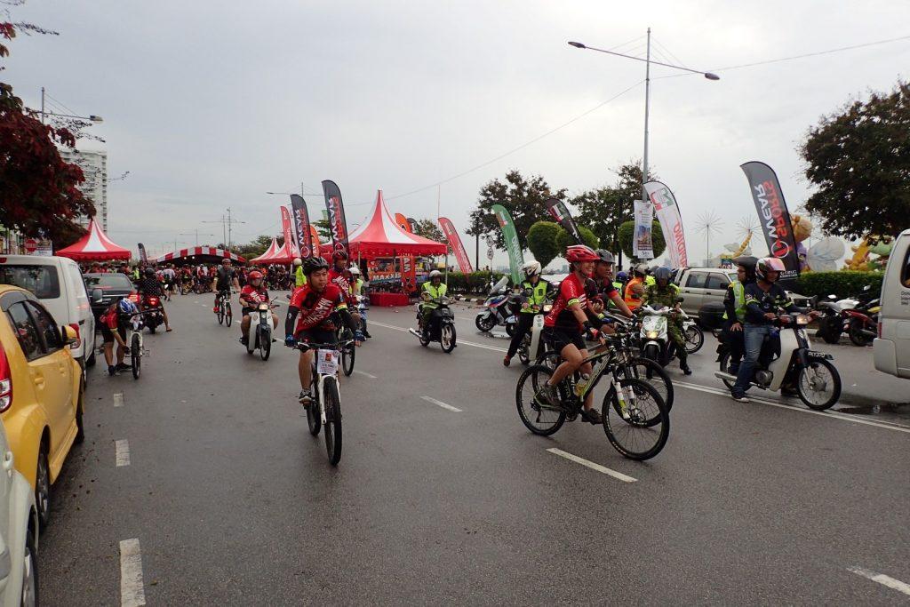 Lions Penang Centennial Ride Bikelah