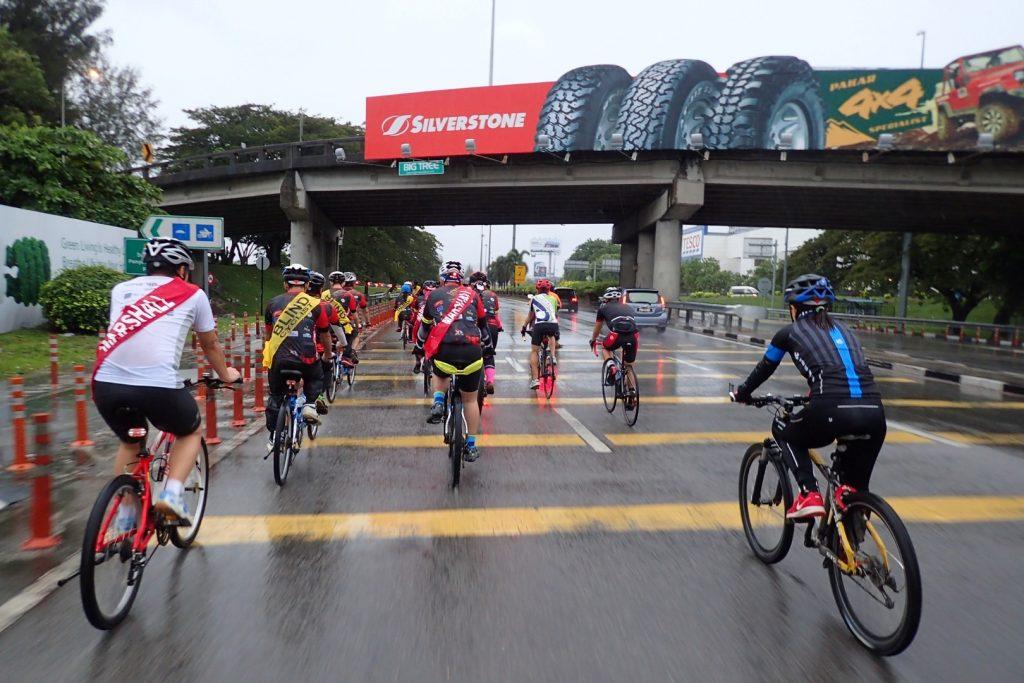 Lions Centennial Ride Penang