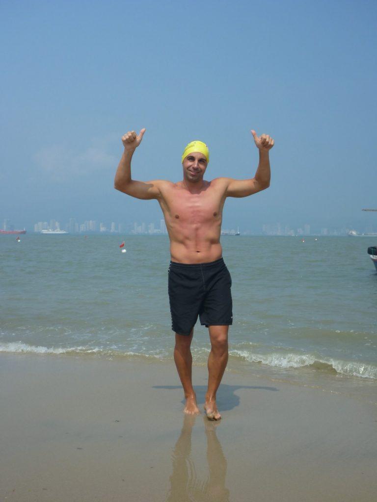 Penang Cross Channel Swim