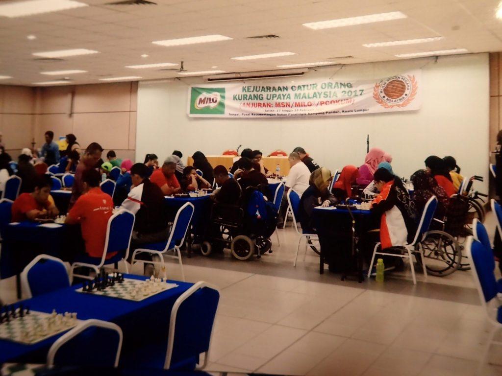 Malaysia Chess Championships Bikelah