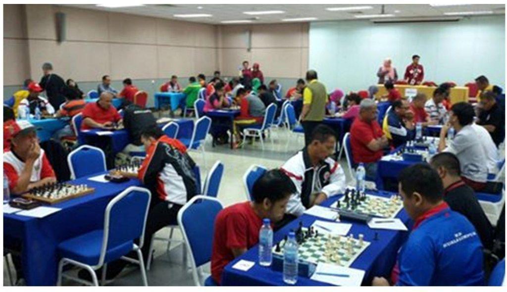 Blind Chess Tournament