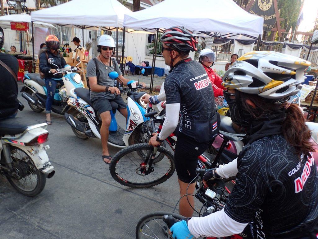 Chiang Rai Bikelah Cycling