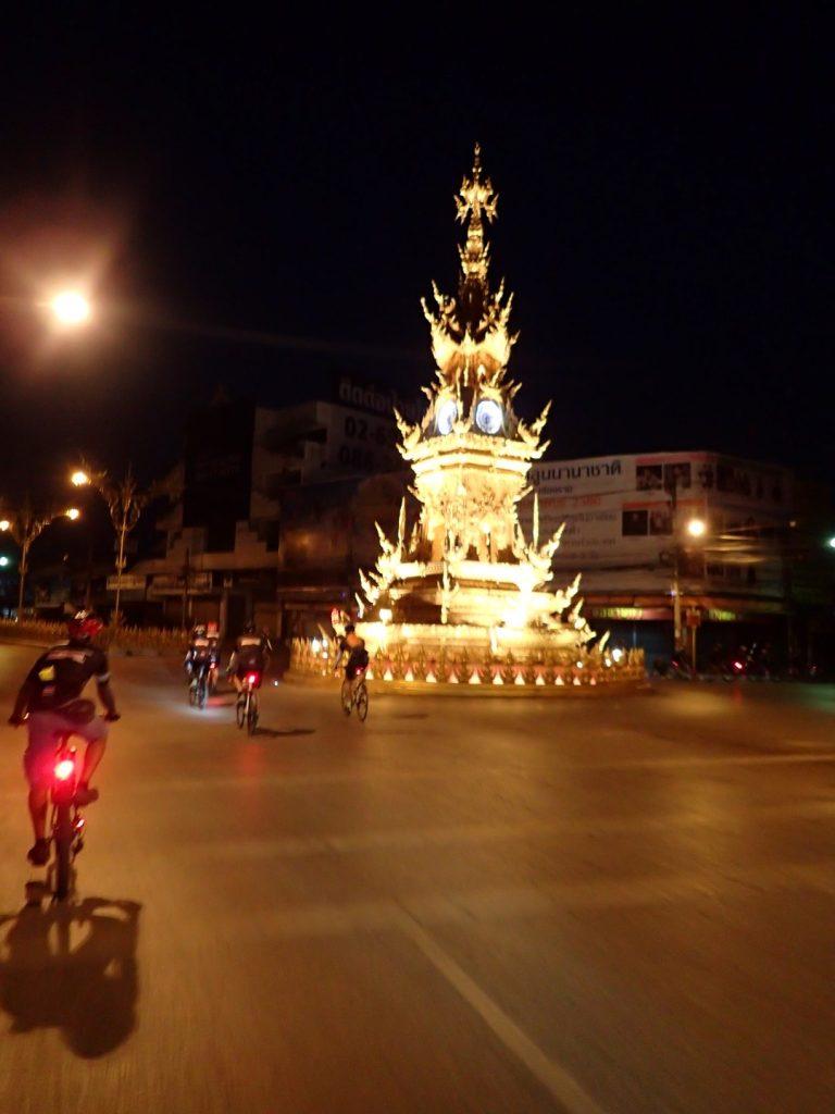 Chiang Rai Bikelah Clock Tower