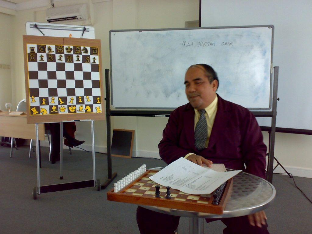 Dato Mah Hassan Chess