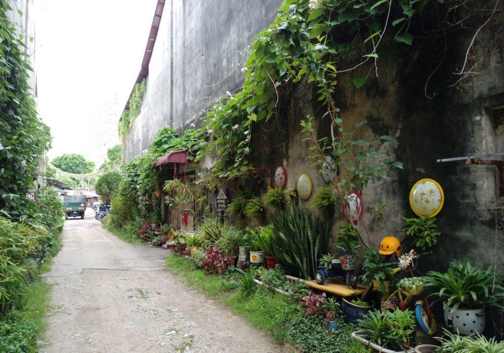 Penang George Town Secret Garden Bikelah