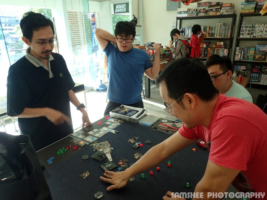Best Board Game Shop Penang SamShee