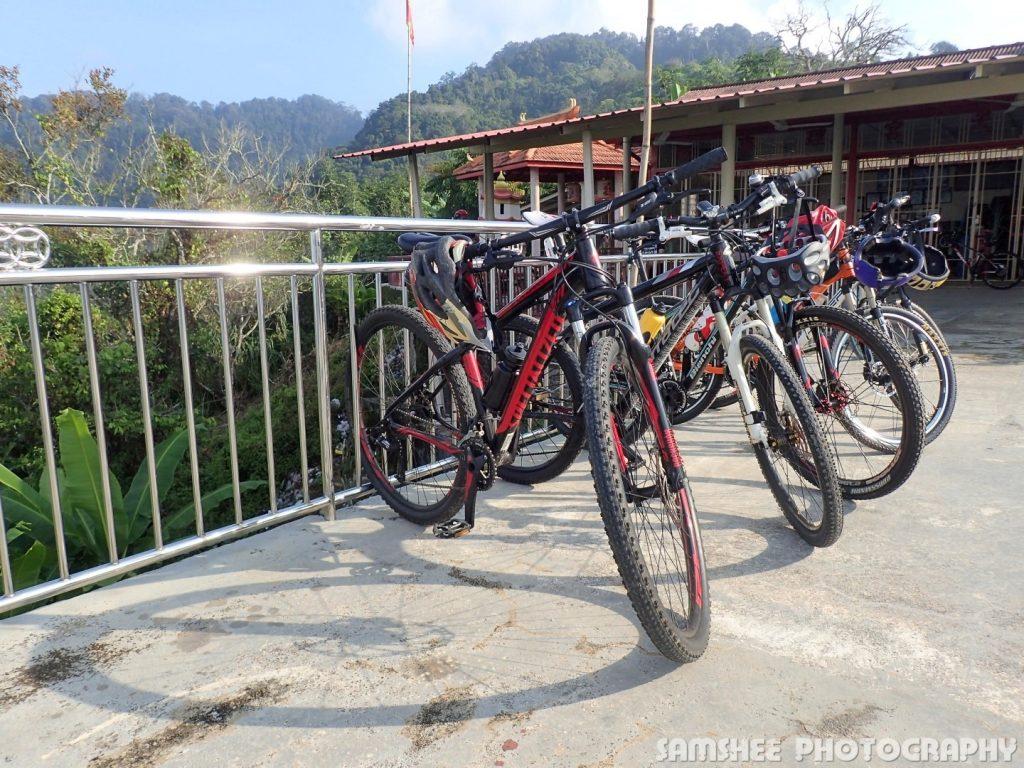 Air Itam Dam Ngor Hean Penang Mountain Bike