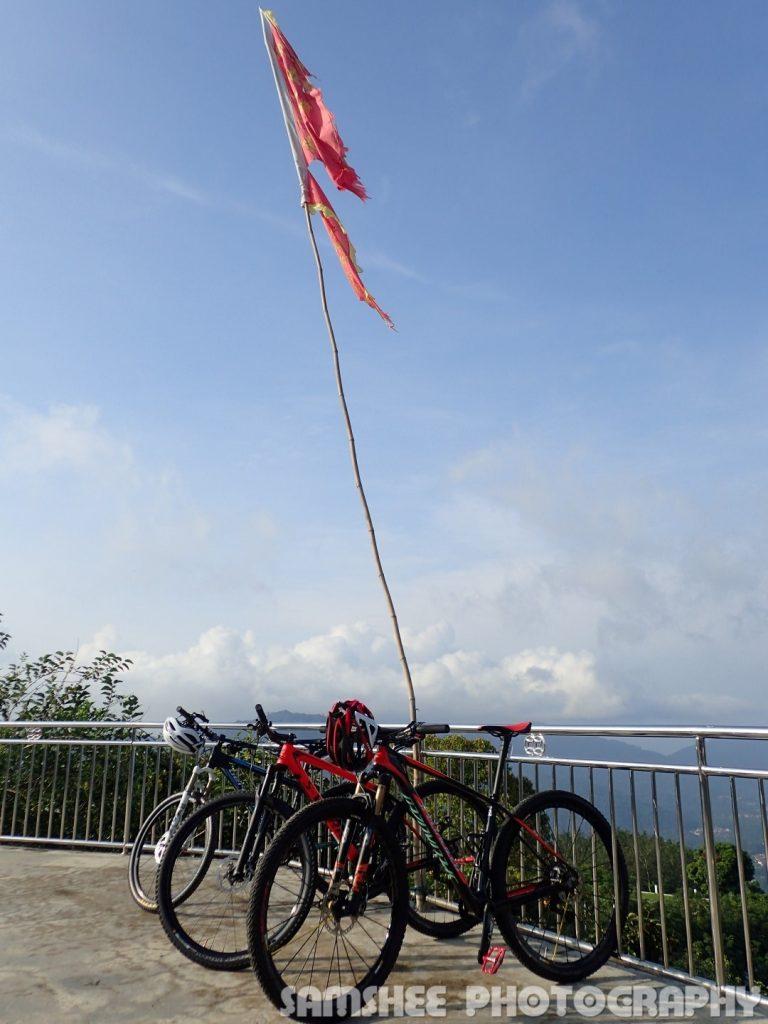 Air Itam Dam Ngor Hean Penang Hill Climb