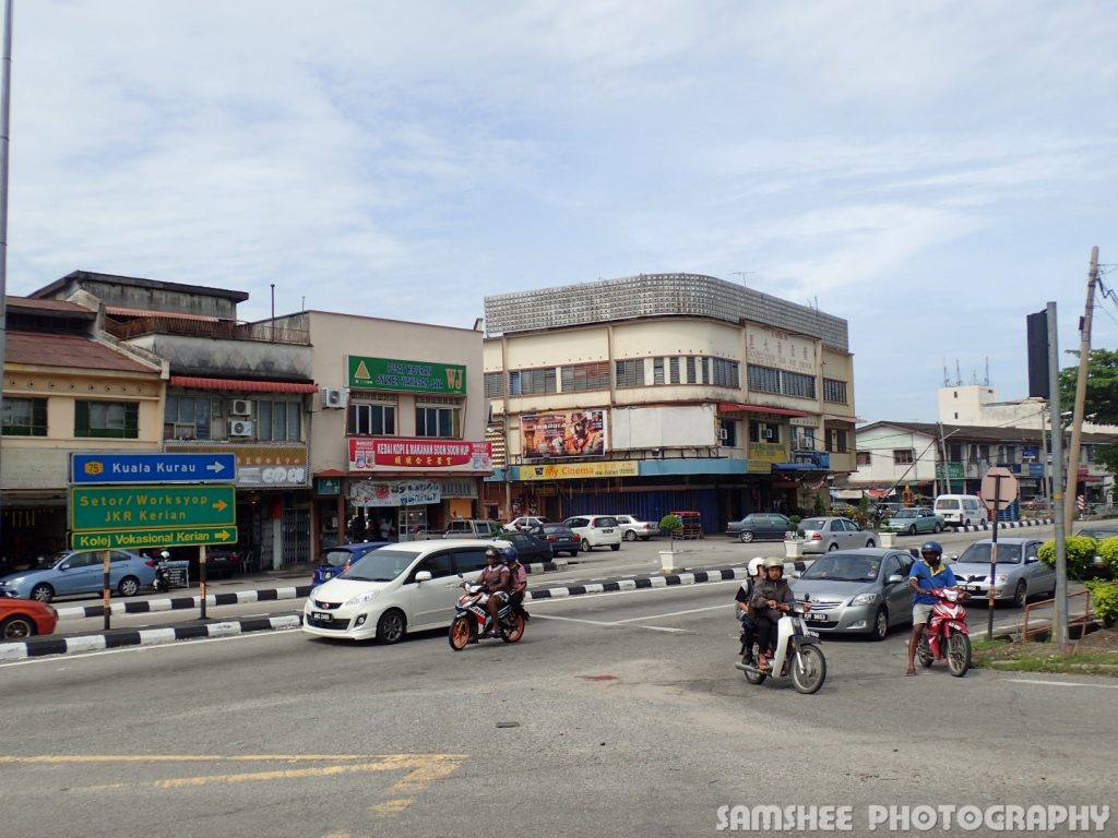 Bagan Serai Malaysia Cycling