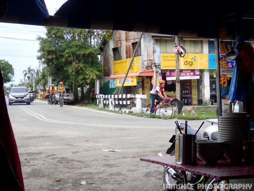 Kuala Kurau Malaysia Cycling