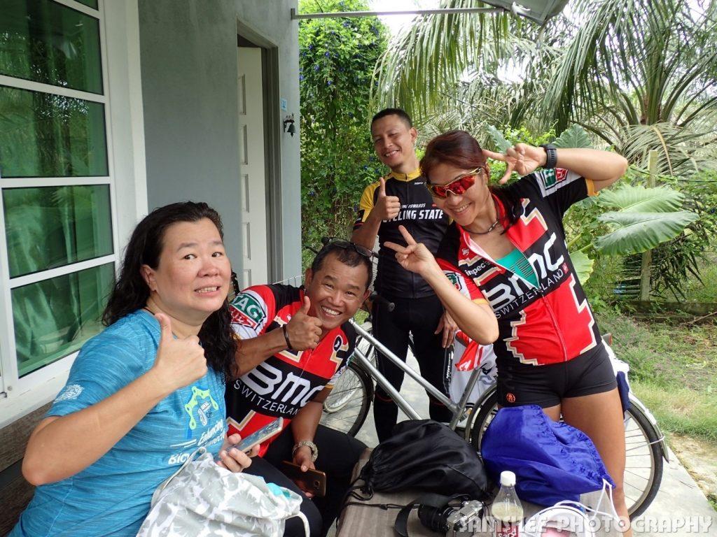 Kualau Kurau Perak Malaysia Cycling Adventure