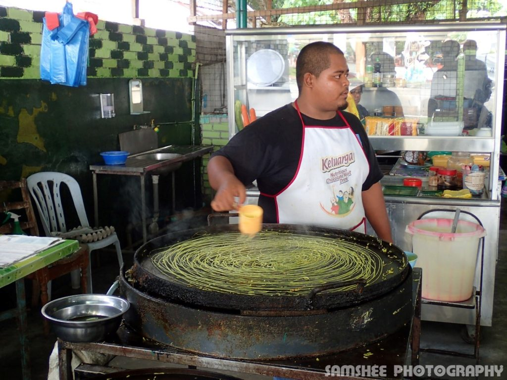Roti Jala Making Penang Teluk Bahang Cycling