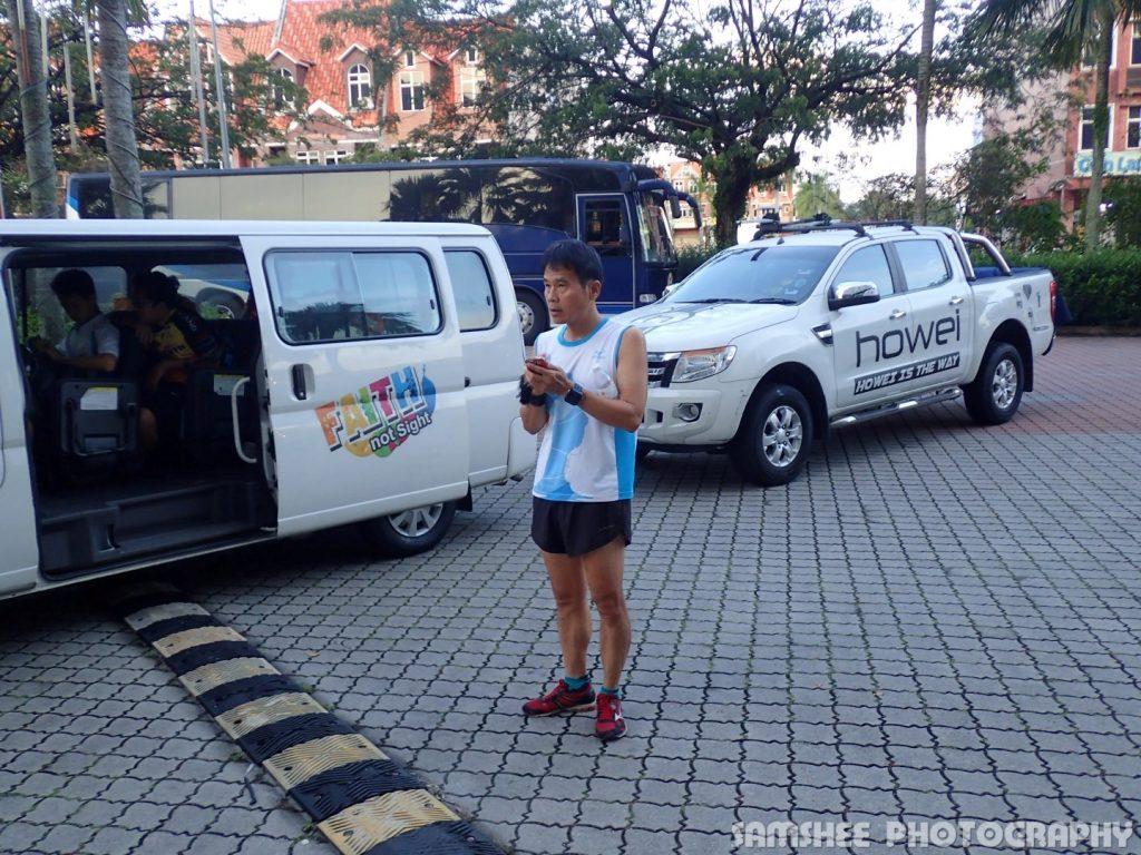 Kampar Tour de VIP Sam Shee