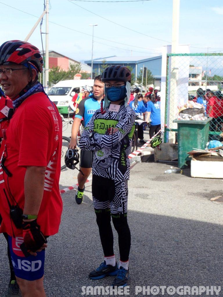 Tour de VIP Kampar Tandem Cycling Ninja