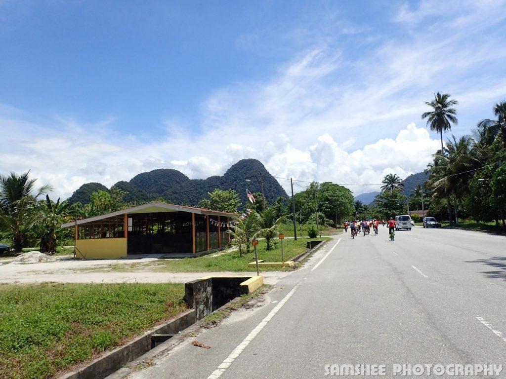 Tour de VIP Kampar Tandem Cycling Perak