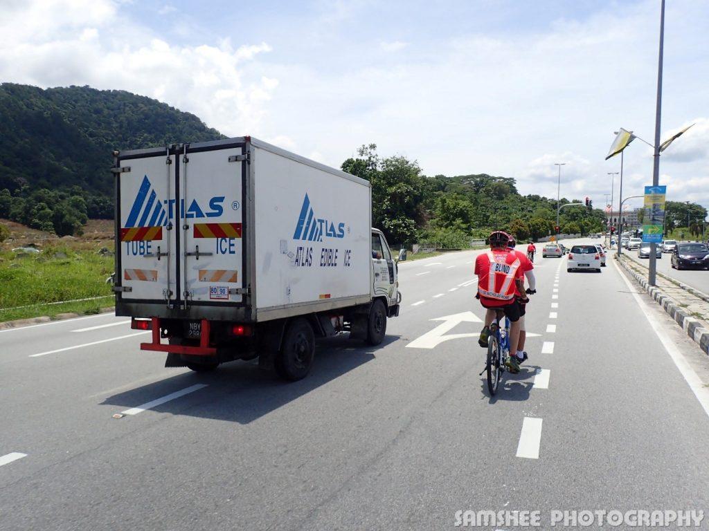 Tour de VIP Kampar Tandem Cycling