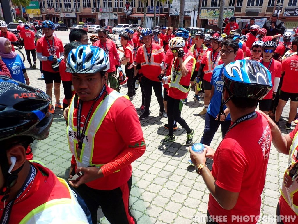 Kampar Tour de VIP Cycling