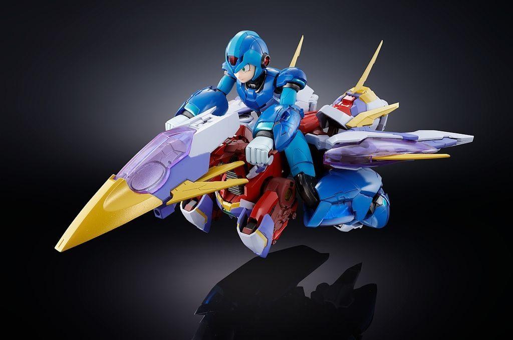 Megaman X Ride Chaser Speeder
