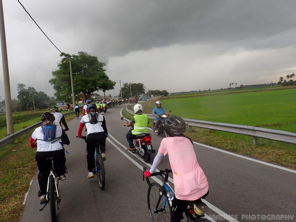 Bikelah Bertam Kepala Batas Penang Cycling