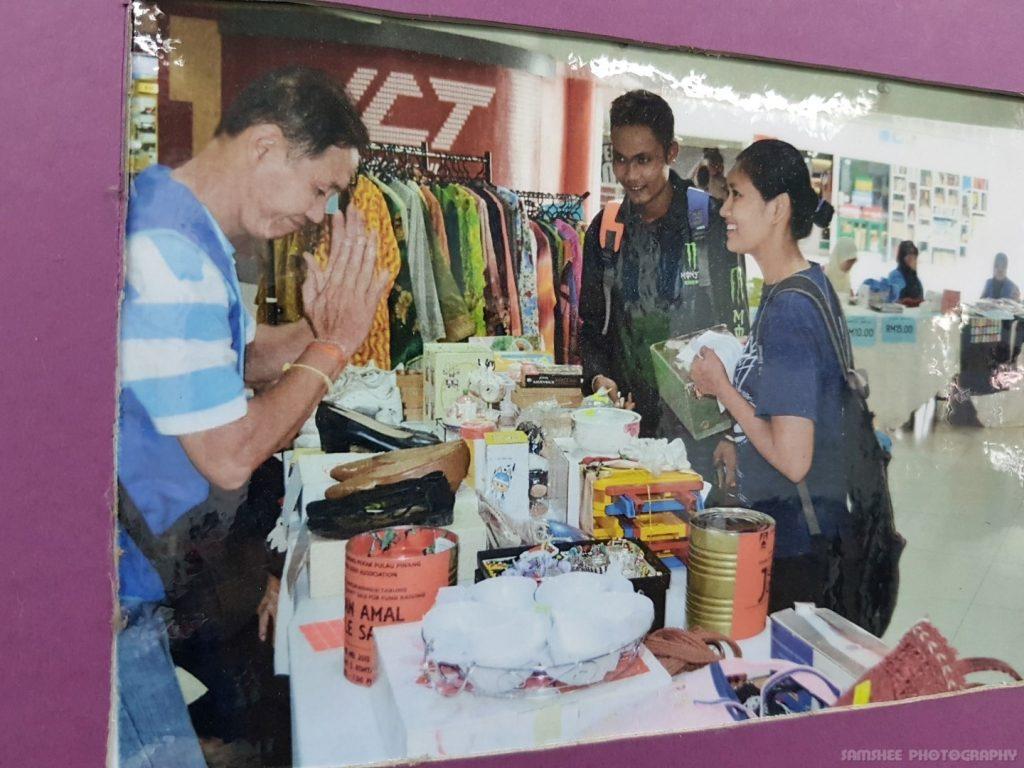 Penang Deaf Association Jumbo Sale