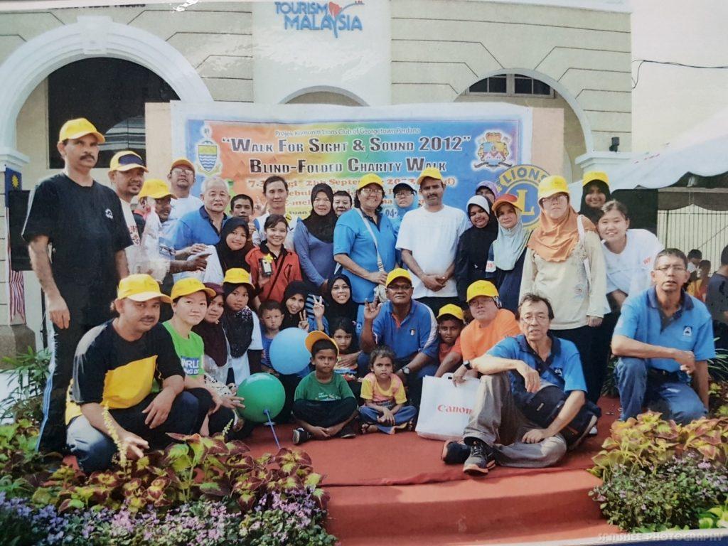 Penang Deaf Association Charity Walk