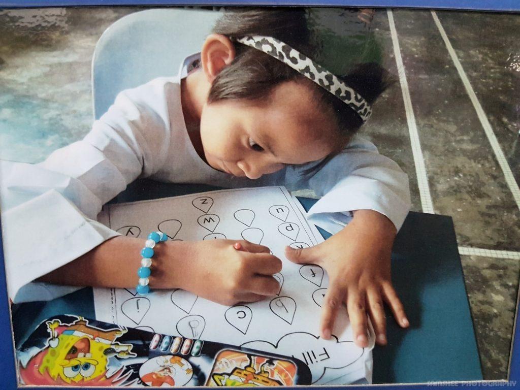 Penang Deaf Association Child Student