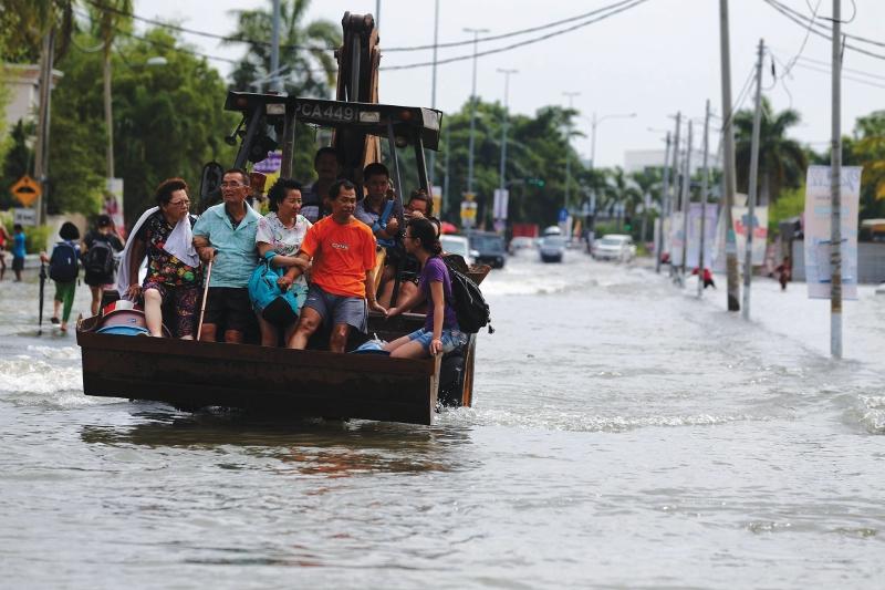 Penang November 2017 Flood