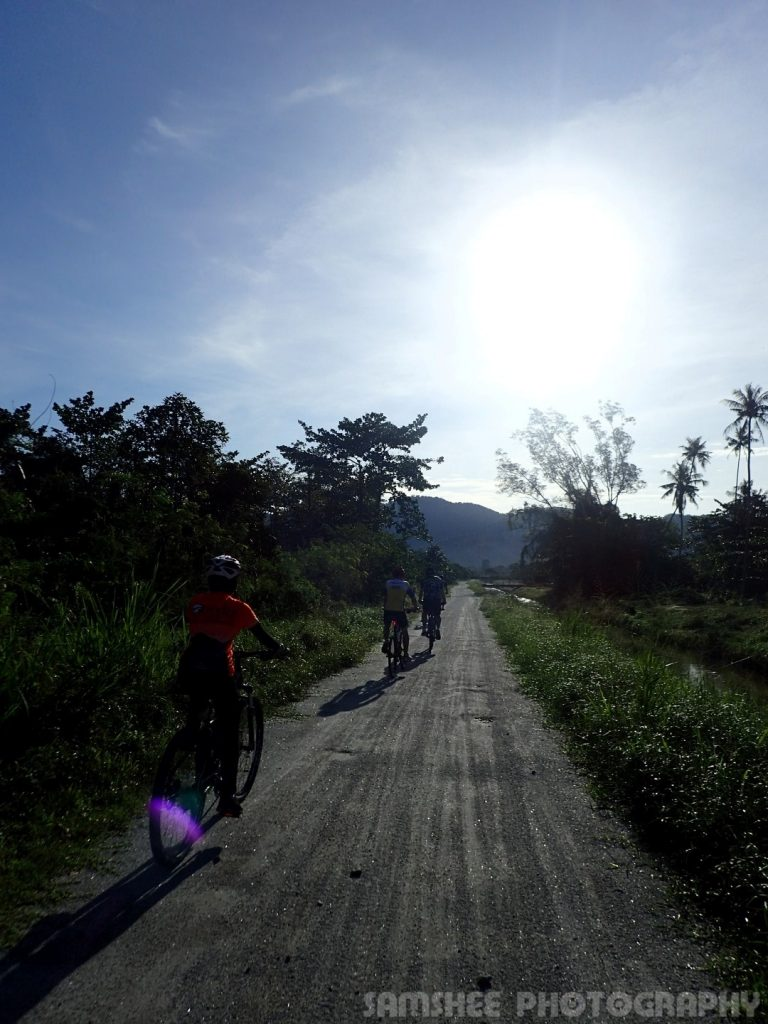 Balik Pulau Dawn Cycling