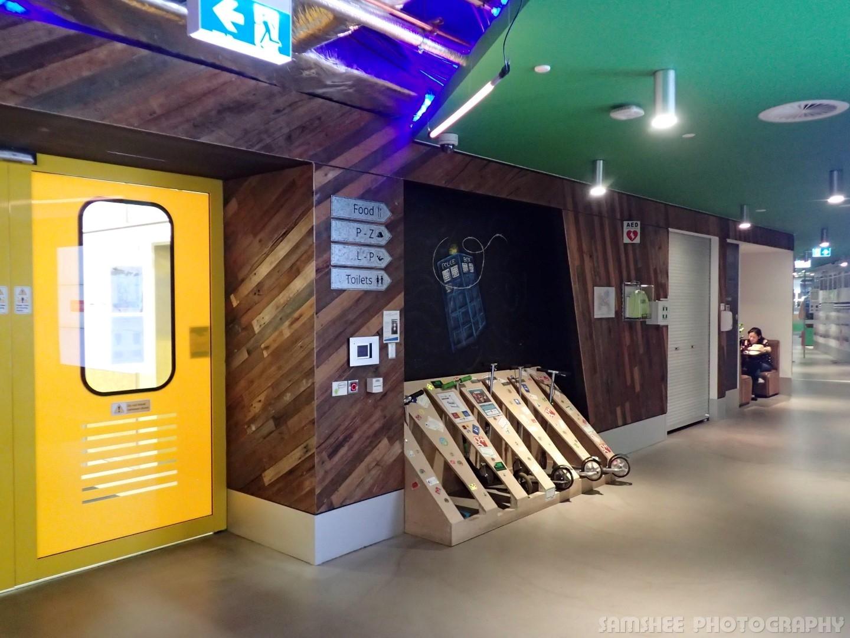 google office hq. Sydney Google Office HQ Hq