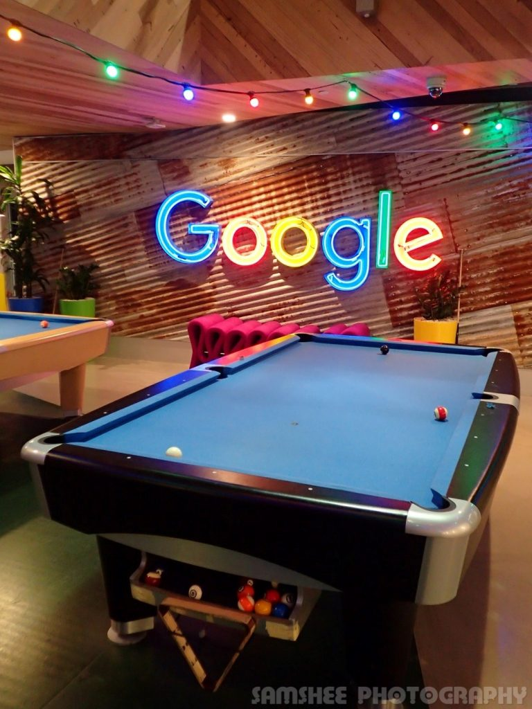 Sydney Google Office HQ