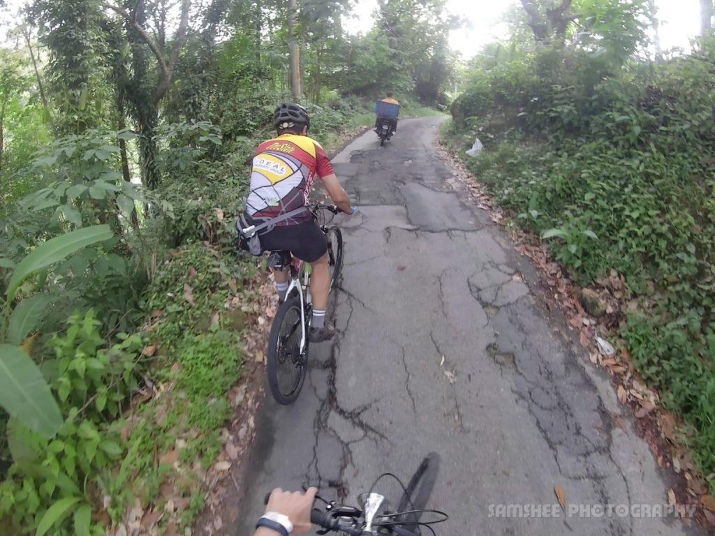 Carpet Hill Penang Cycling Route Sam Bikelah