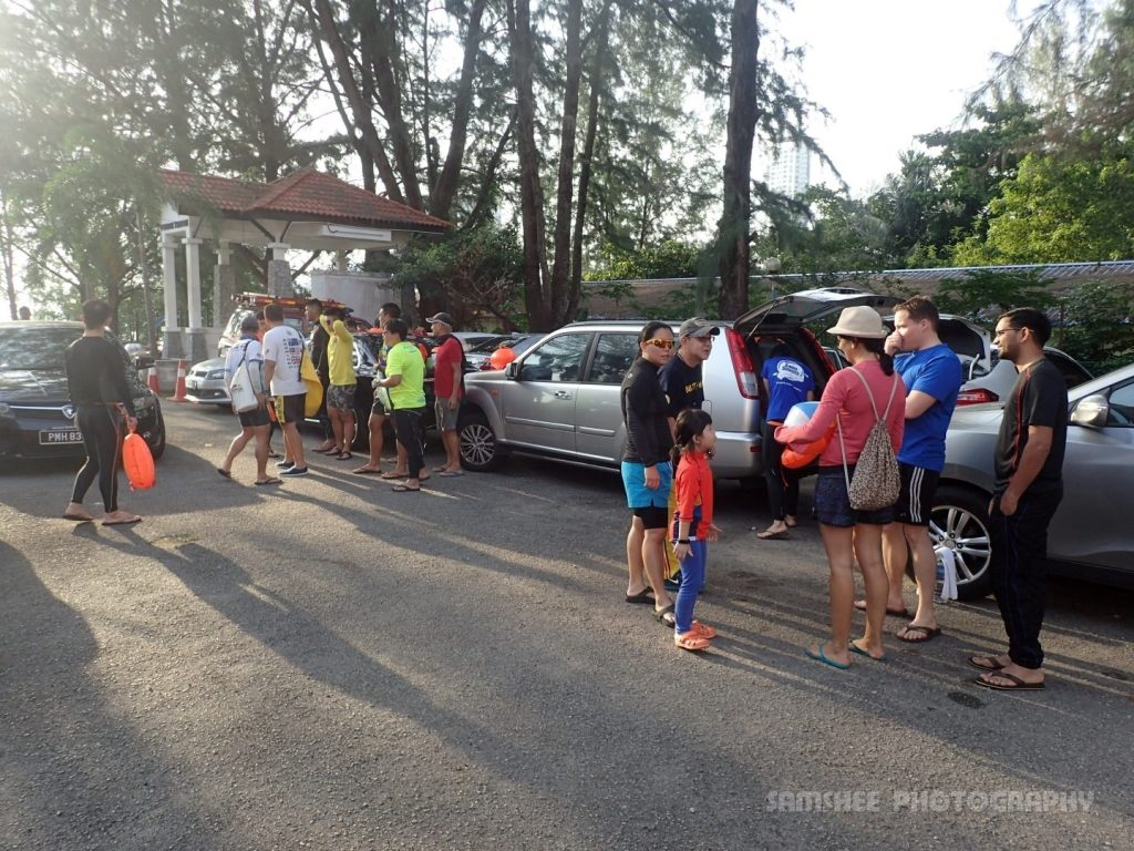 Penang Tikus Island Open Water Swim