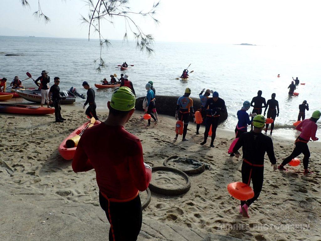 Penang Tikus Island Open Water Swim