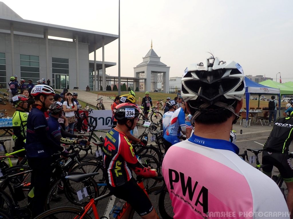 Thailand Hatyai Ride Cycling Sam Shee