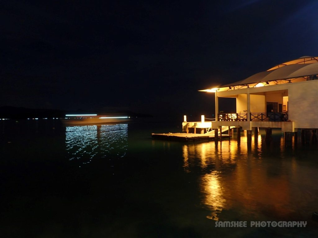 Sabah KK Ocean