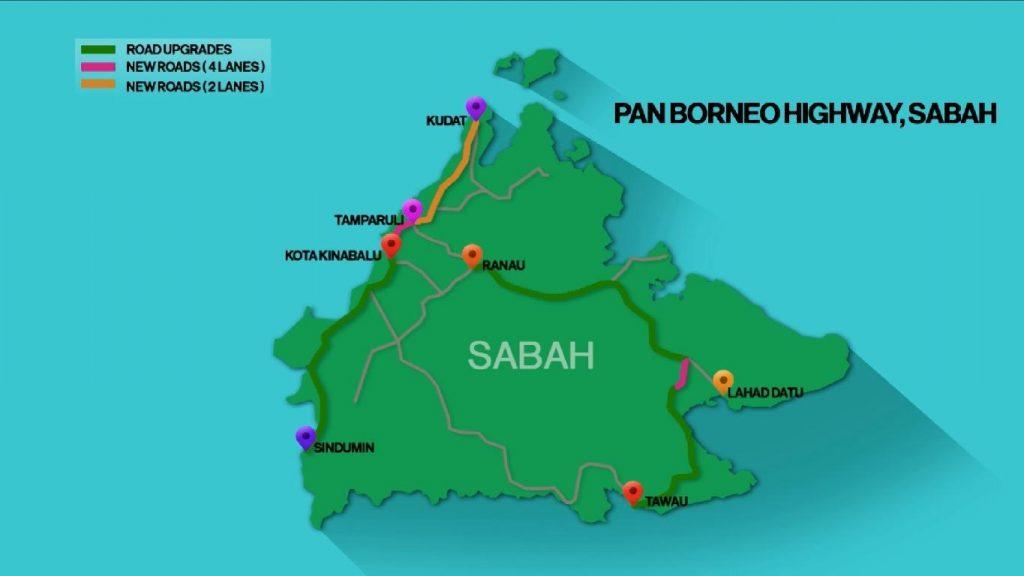 Sabah Dog Head Land Below Wind