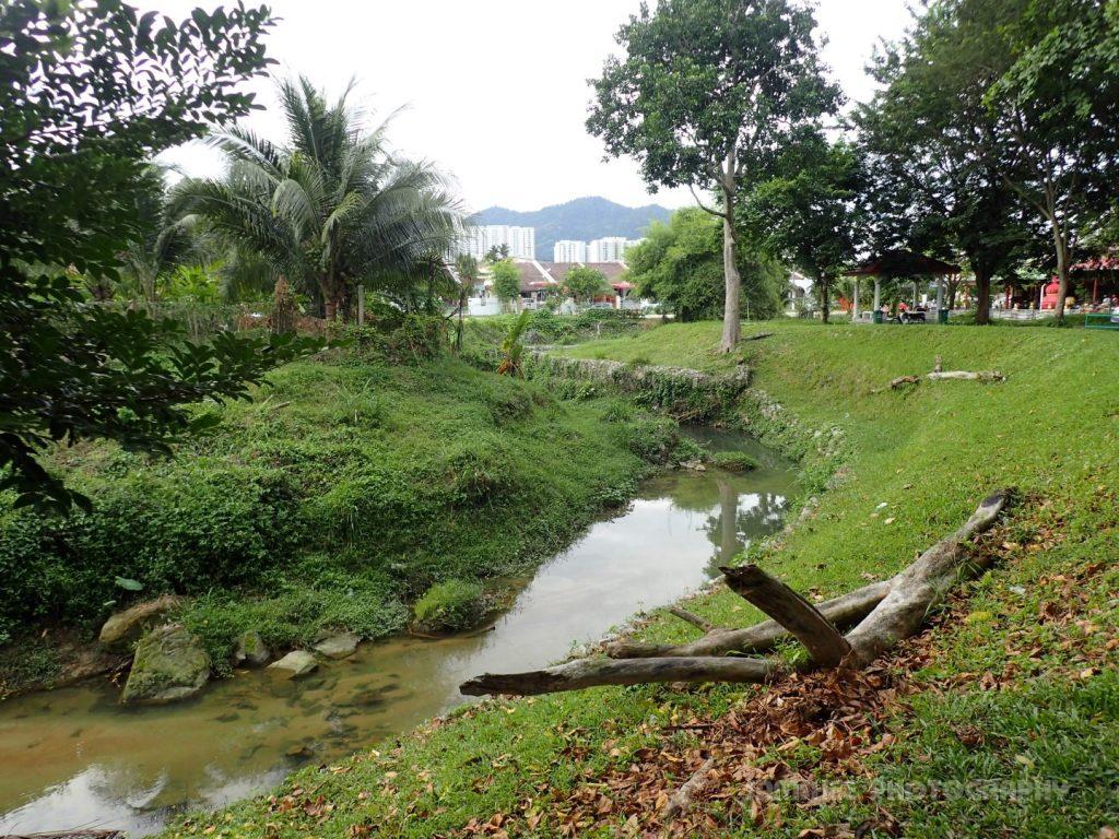 Taman Jajar Sungai Ara Plogging Penang