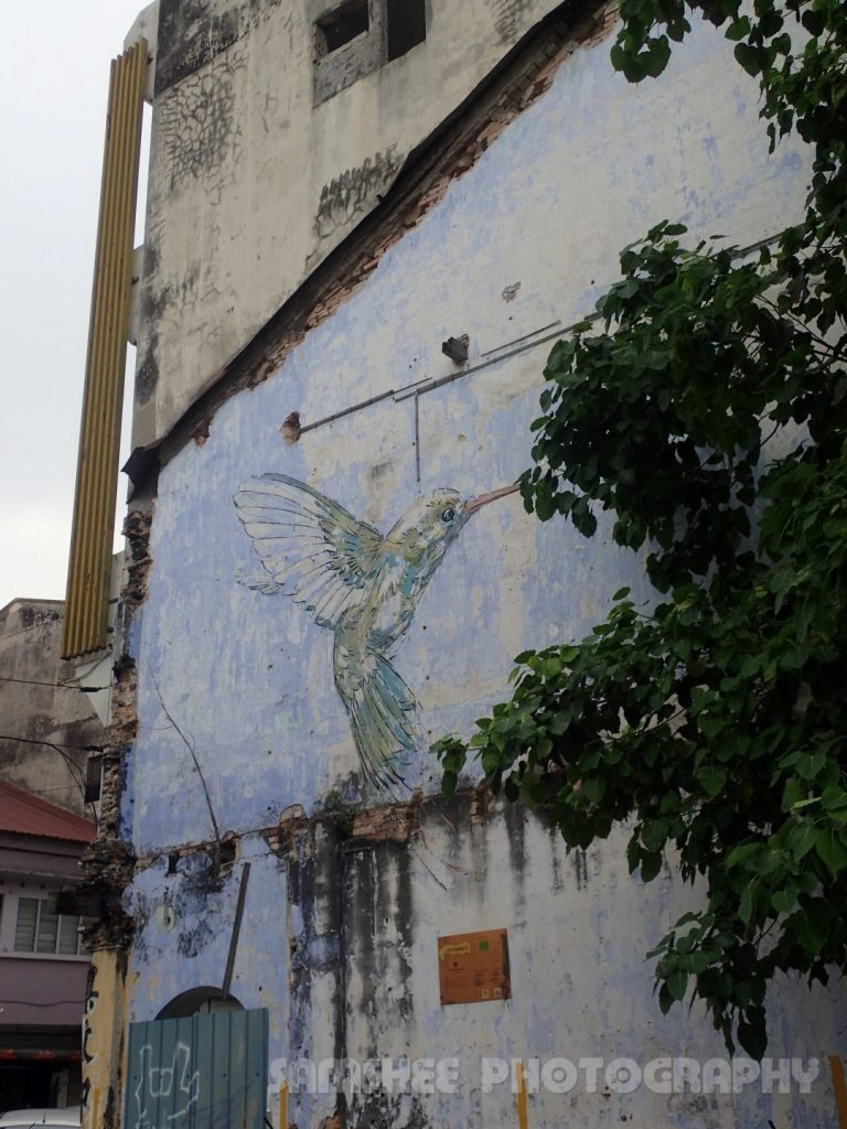 Ipoh Town Art Explore