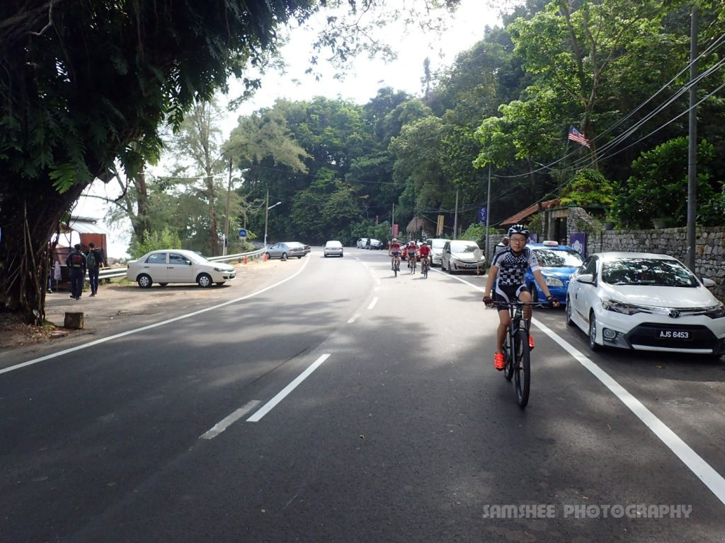 Cycling Experience Around Penang Island
